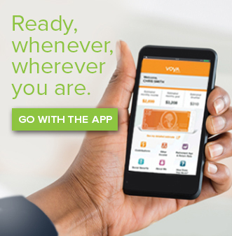 Ready whenever, wherever you are. GO WITH THE APP